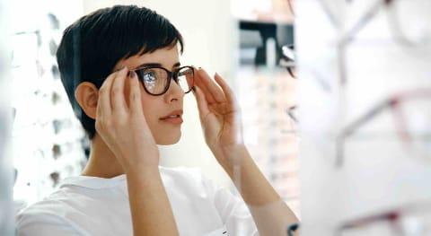 Consulta general oftalmología